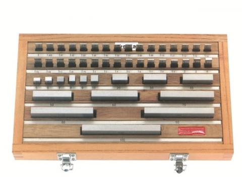 Bộ căn mẫu 103pcs ISO 3650 grade 1