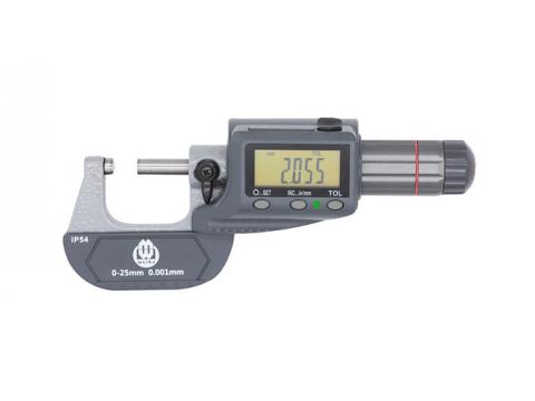 Panme điện tử chống nước IP 54 25-50mm DIN 863